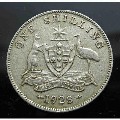Australia: George V Shilling 1928