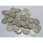 Australia: Silver Threepences Geo V (1911-36)