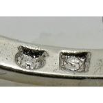 Mikimoto Silver Pearl Ring