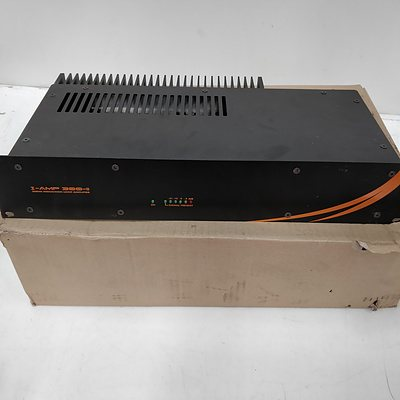 Lot Of 2 Boxes - Audio Equipment