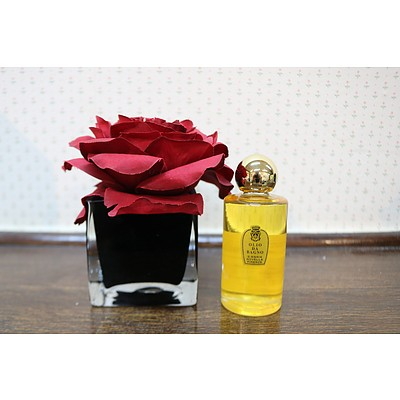 Herve Gambs perfumed rose and bath oil  I