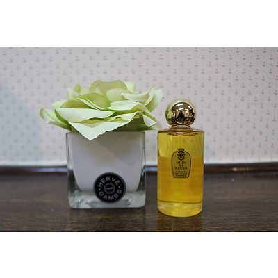 Herve Gambs perfumed rose and bath oil  II