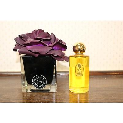 Herve Gambs perfumed rose and bath oil III