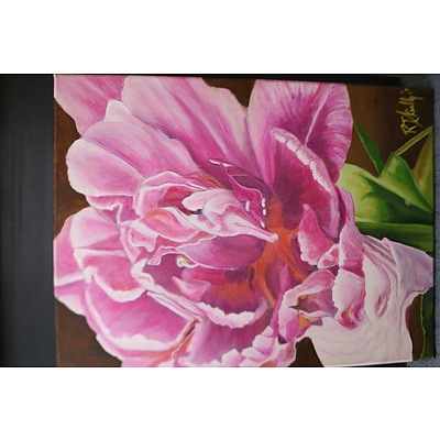 Painting - flower