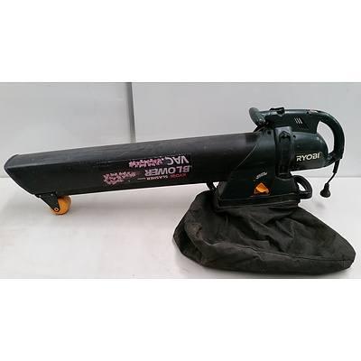 Ryobi RSB1600 Corded Blower Vac