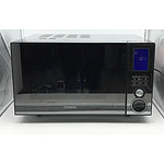 New Stirling 25L Microwave Oven with Grill