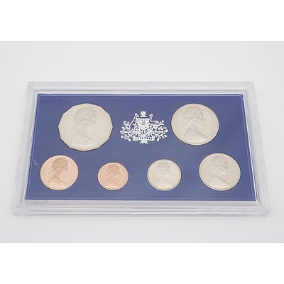 Royal Australian Mint 1983 Six Coin Proof Set