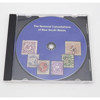 The Numerical Cancellations of New South Wales Publication on CD