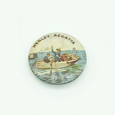 1919 Henley Regatta SA Badge