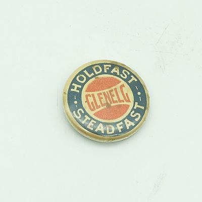 1916 Glenelg SA Holdfast - Steadfast Badge  WW1