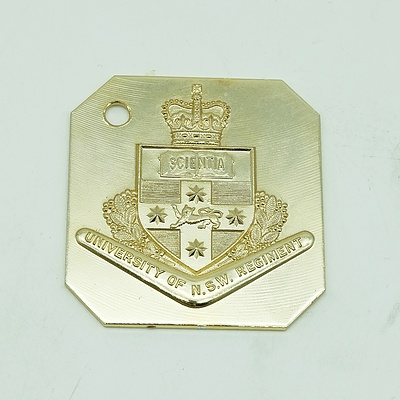 University of NSW - Large Regiment Badge