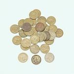 1967, 1968 & 1969 Australian One Cent Coins - 32 Coins