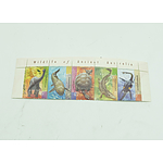 Wildlife of Ancient Australia 45c Stamps