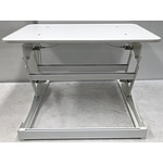 Winston Sit Stand Desk Small
