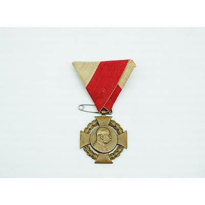 Crowning Jubilee Medal 1908