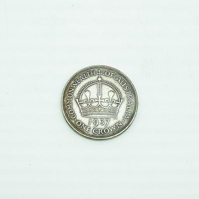 1937 Commonwealth of Australia One Crown