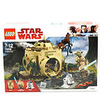 Star Wars Lego 75208 Yoda's Hut, New