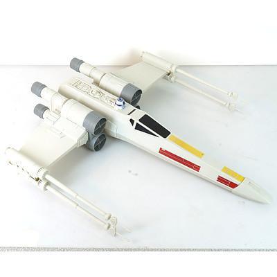 Large Hasbro Star Wars X-Wing, Length 76cm