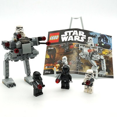 Star Wars Lego 75165 Imperial Trooper Battle Pack