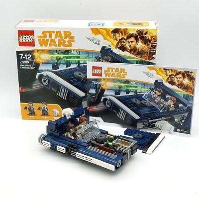 Star Wars Lego 75209 Han Solo's Landspeeder
