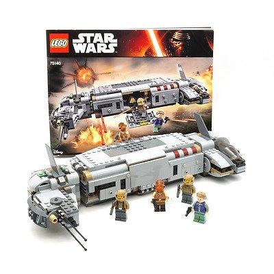 Star Wars Lego 75140 Resistance Troop Transporter