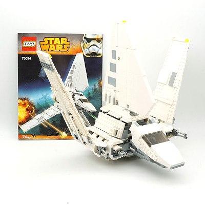 Star Wars Lego 75094 Imperial Shuttle Tydirium
