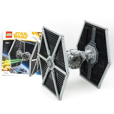 Star Wars Lego 75211 Imperial TIE Fighter