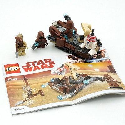 Star Wars Lego 75198 Tatooine Battle Pack