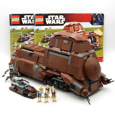 Star Wars Lego 7662 Trade Federation MTT