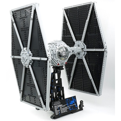 Star Wars Lego 75095 Tie Fighter, Ultimate Lego Star Wars Collectors Series, with Box