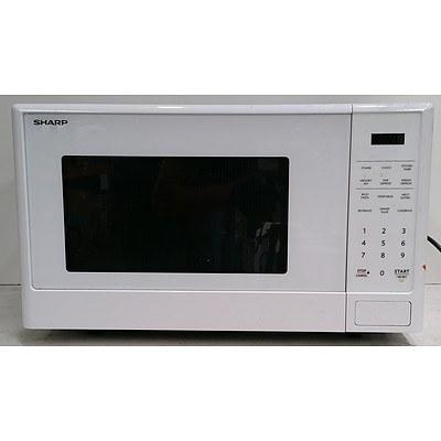Sharp R-330E 1100W Microwave Oven