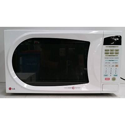 LG MS-3444DPS 1100W Microwave Oven