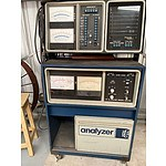Allen Vintage Engine Diagnostic Analyzer