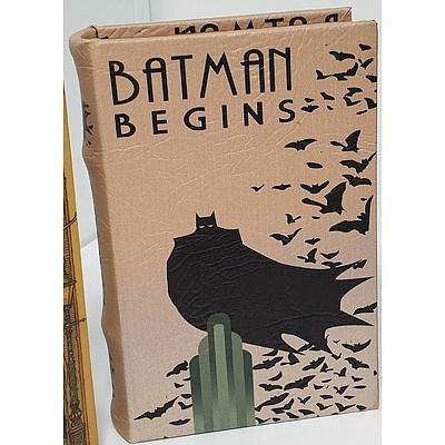 Box Book - Batman