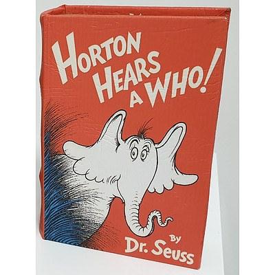 Box Book - Horton Hears a Who