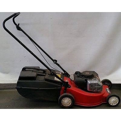 Rover Easy Start Two Stroke Lawn Mower