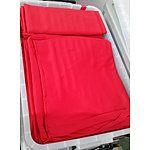 Red Velvet Chair Covers