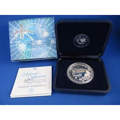 Australia 2004 $1 Silver Proof Coin
