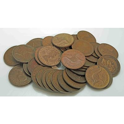 Australia: Penny Collection