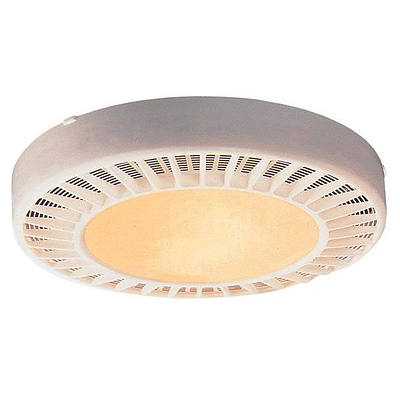 IXL 10310 Vent 'n' Lite 100 Bathroom Light And Exhaust Fan 8in - RRP $135 - Brand New