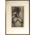 An Etching by Jim Paterson (b 1944- ), Relife,Limited Edition 5 out of 10