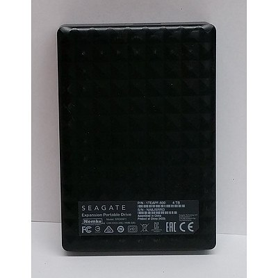 Seagate (SRD0NF1) 4TB Expansion Portable Drive