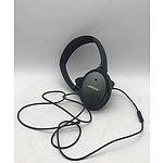Bose Branded Soundlink Bluetooth Over-Ear Headphones, AAA Battery Powered - Black
