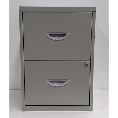 Grey Filing Cabinet
