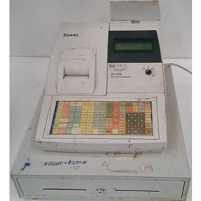 Sam4s Electronic Cash Register