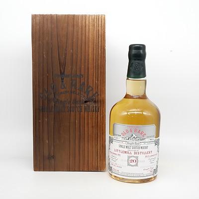 Douglas Lang & Co Old and Rare 20yr Old Single Malt Scotch Whisky 700ml