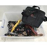 Bulk Box of Household Electronics & Goods
