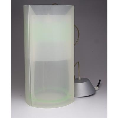 SLAMP Magic Suspension Lamp Medium Green - RRP $295 - Brand New