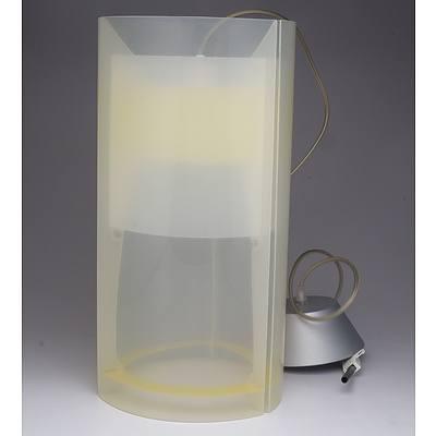 SLAMP Magic Suspension Lamp Medium Yellow - RRP $295 - Brand New