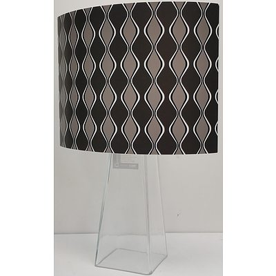 SLAMP Queen of Africa Table Lamp - RRP $400 - Brand New